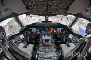 «Взломать» самолет позволит Android-приложение
