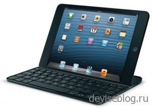 Ultrathin Keyboard mini оригинальная клавиатура-чехол для iPad mini