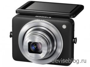 PowerShot N - весьма необычная компактная фотокамера от Canon