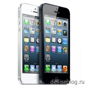 Iphone 5 - краткий отзыв о смартфоне