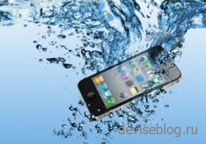 Как высушить промокший смартфон за 5 шагов