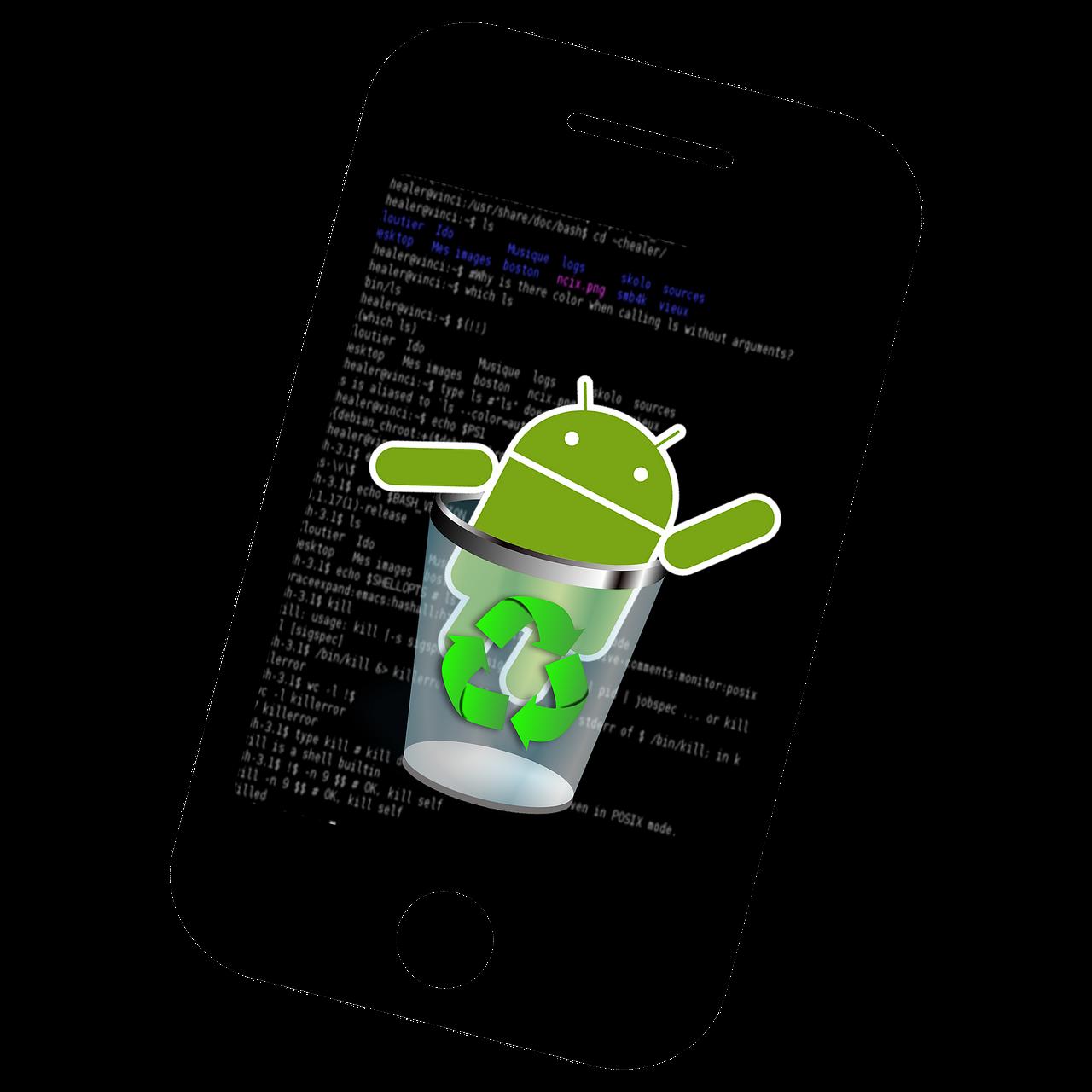 Сброс Андроид до заводских