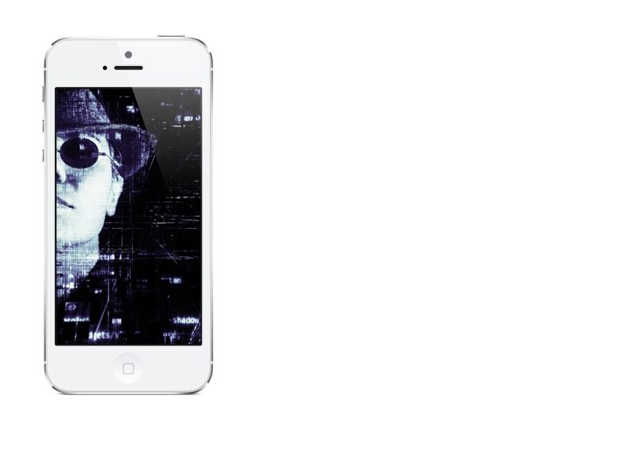 хакер положил глаз на телефон